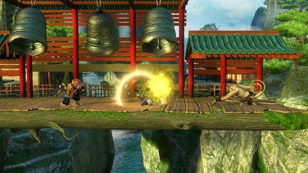 Kung Fu Panda Showdown of Legendary Legends 1