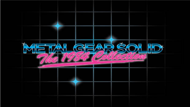 Metal Gear Solid The 1984 Collection