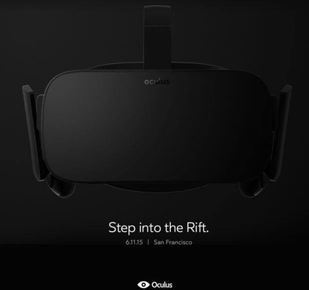 Oculus Rift_E3 event