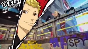 Persona 5's Newest Ad Focuses On Our Man Ryuji