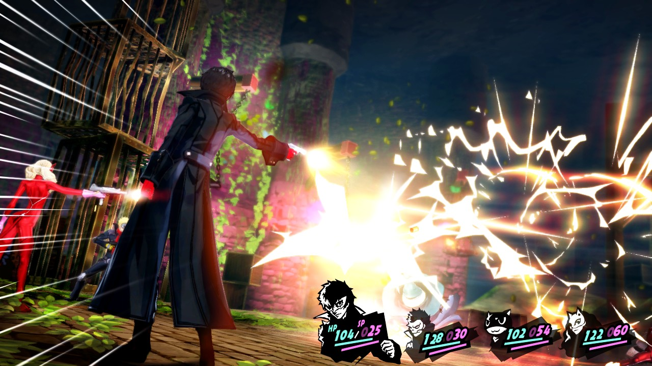 These Are The World's First Direct Feed Screenshots for Persona 5