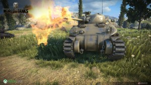 World of Tanks Gets New Trailer Showcasing Xbox One X Enhancements