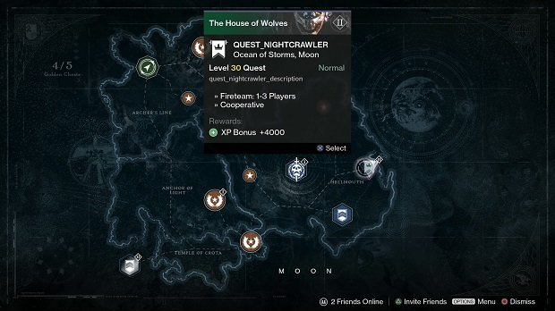 destiny house of wolves dlc moon