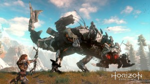 Sony Is looking At Licensing Horizon: Zero Dawn For Merchandizing Opportunities