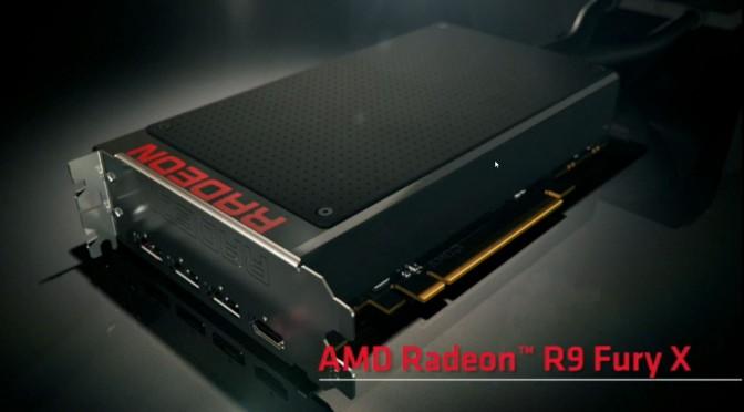AMD Radeon R9 Fury X & Radeon R9 3XX