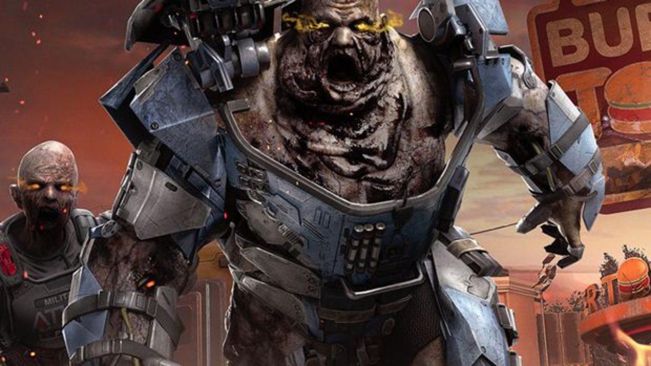 Call Of Duty Advanced Warfare Final Dlc Trailer Reveals Zombie John Malkovich