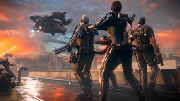 Call of Duty Advanced Warfare Supremacy Exo Zombies