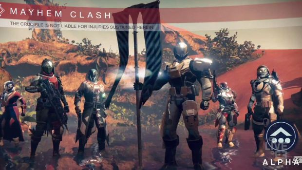 Destiny Mayhem Clash