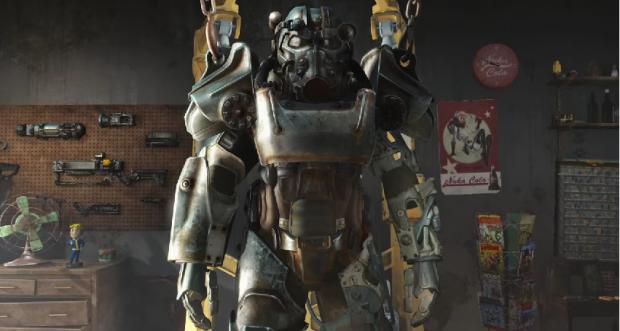 Fallout 4 brotherhood
