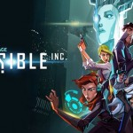 Invisible Inc. Releasing for PS4 on April 19th