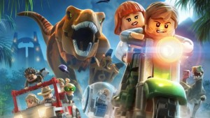 UK Game Charts: LEGO Jurassic World Still Reigns on Top