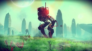 No Man's Sky New Video Shows Off The Game's Combat