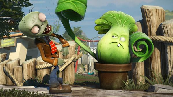 Plants vs. Zombies 2 Garden Warfare