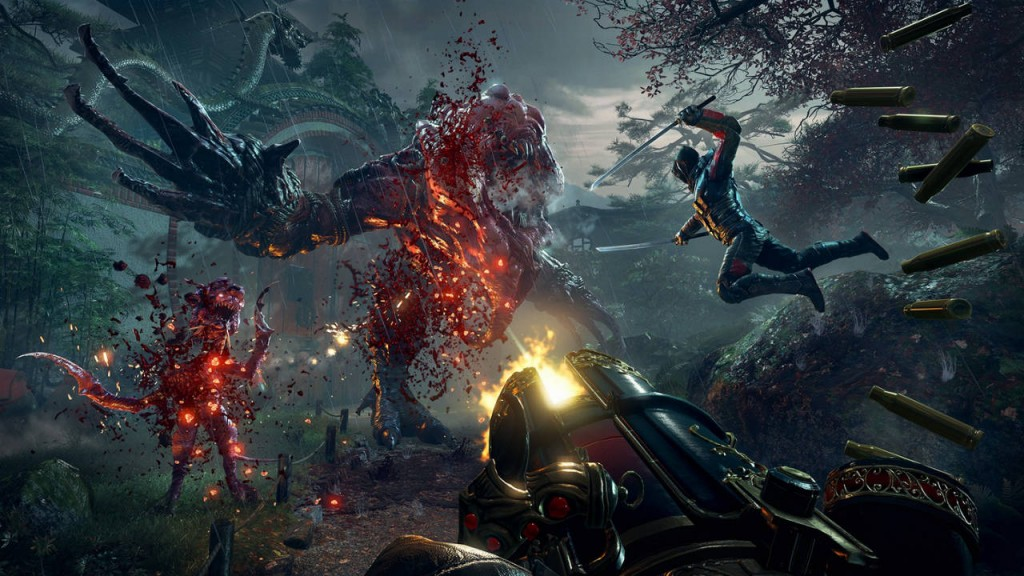Shadow Warrior 2 e
