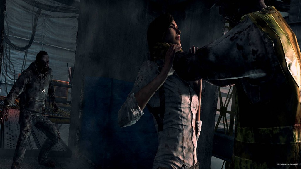 The Evil Within Trapped