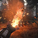 Screenshot Shows What The Witcher 3: Wild Hunt In First Person Would Look Like