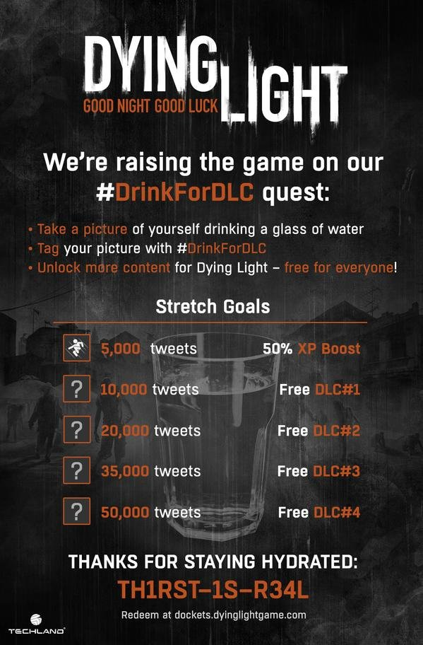 dying light drink for dlc