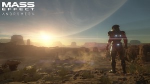 Mass Effect Andromeda: Bioware On Hero's Name, Armour Illustration Revealed & New IP Update