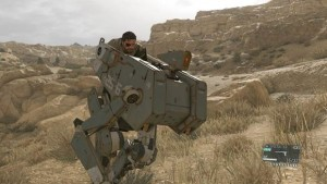 Metal Gear Solid 5 The Phantom Pain On PS4 Receives An Hour of 1080p/60fps Gameplay Footage
