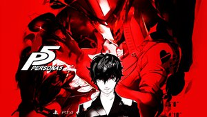 Persona 5's Newest Video Shows The Protagonist In A Hot Bath