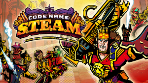 Code Name: S.T.E.A.M. Review – A Steampunk Fantasy