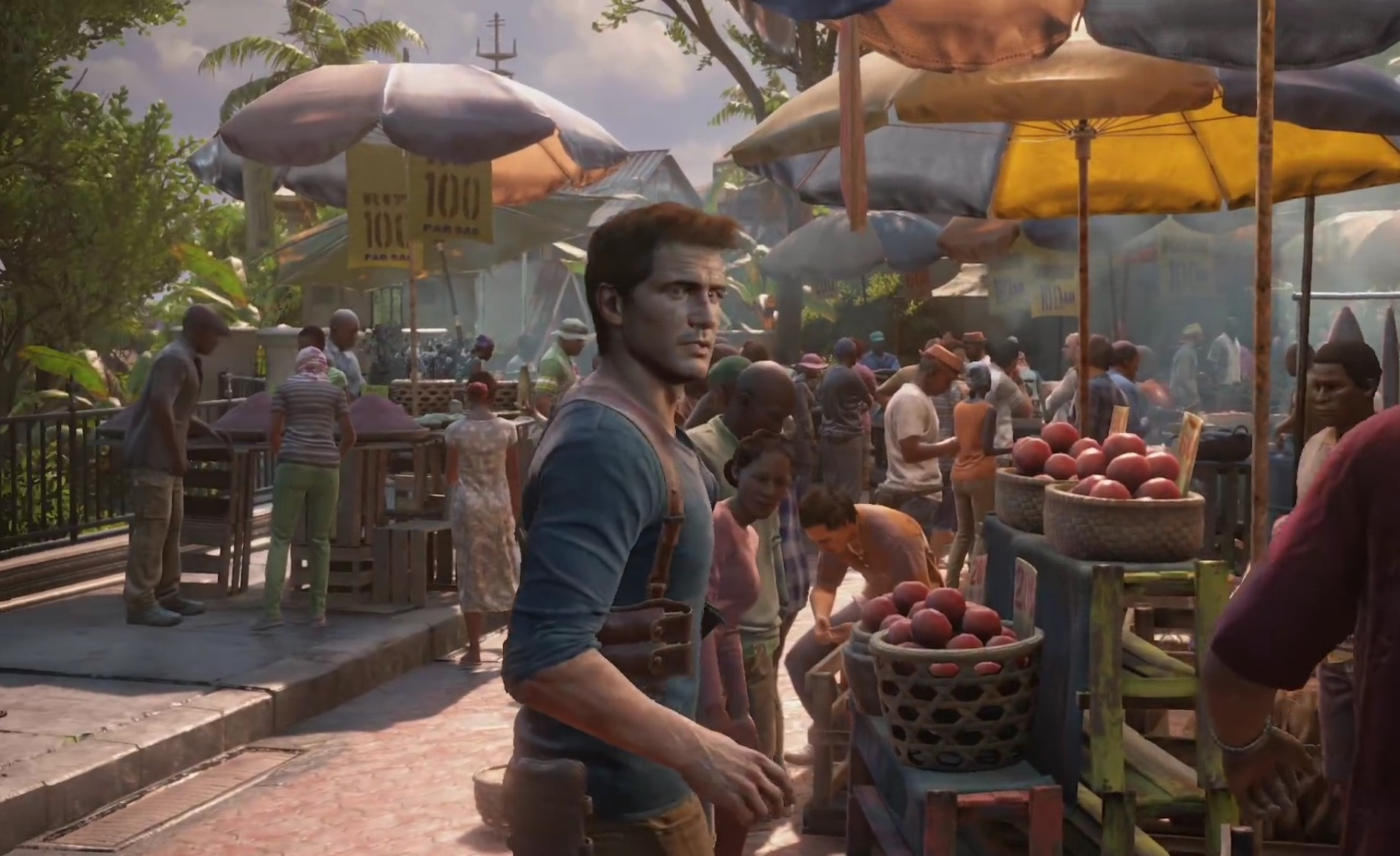 Watch New Glorious Uncharted 4 Gameplay In This New Gameplay Video