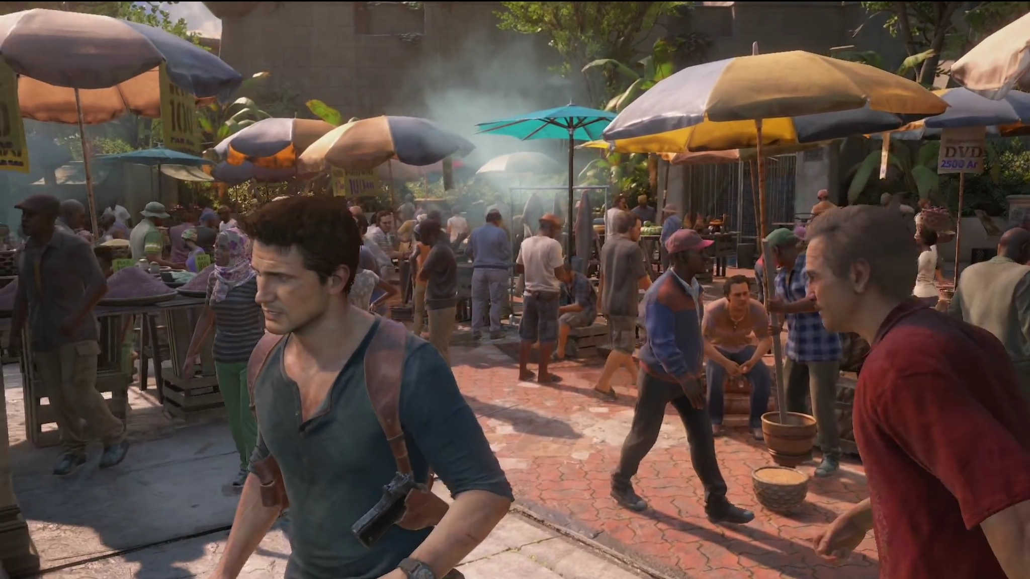 uncharted 4 living