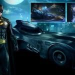 New Batman: Arkham Knight Video Shows 1989 Batmobile In All It's Glory
