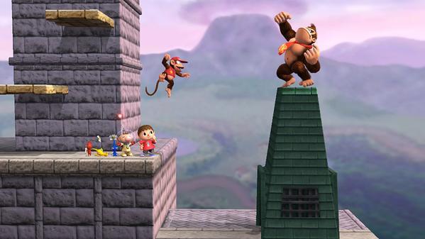 Smash stage DLC