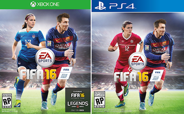 FIFA 16 COVERS