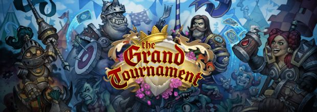 Hearthstone The Grand Tournament