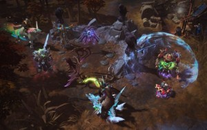 Heroes of the Storm Receives Infernal Shrines Battleground Today