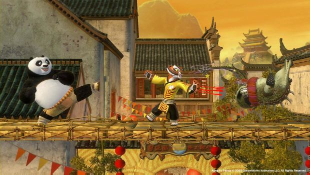 Kung Fu Panda Showdown of the Legendary Legends
