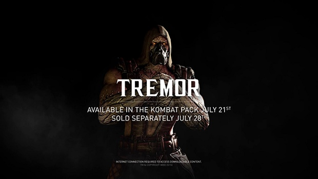 Mortal Kombat X Gets Tremor Dlc Gameplay Trailer