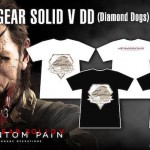Metal Gear Solid 5: The Phantom Pain Bundle With Nvidia Cards, Diamond Dogs T-Shirts Revealed