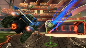 Rocket League Getting Portal DLC Tomorrow, Includes A Cake Hat