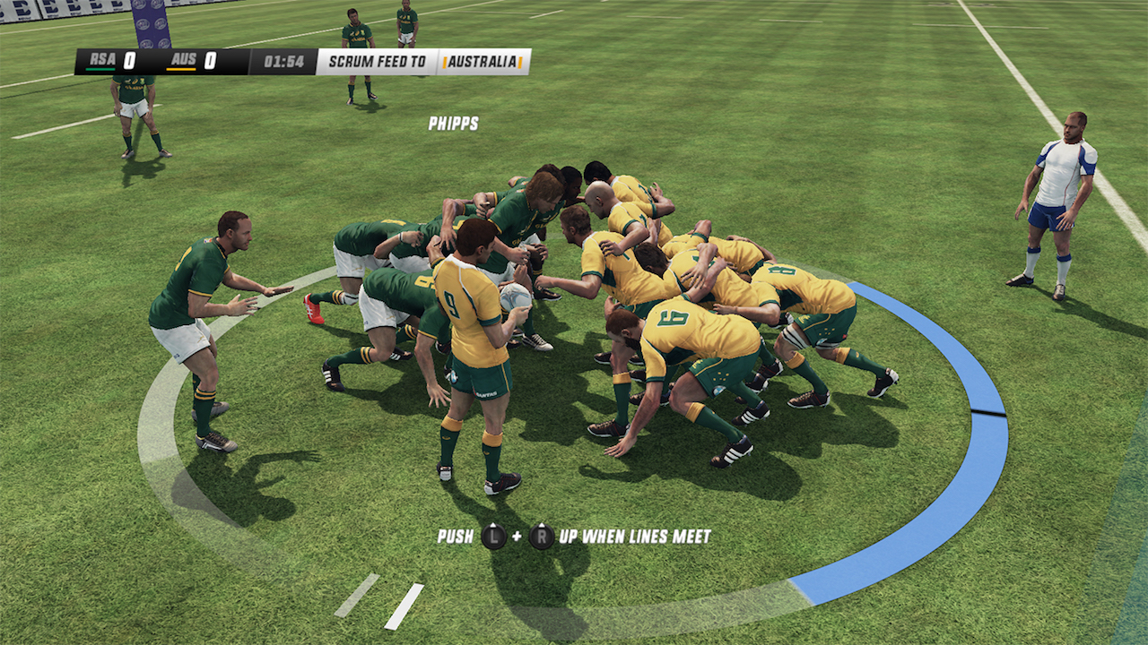 Rugby Challenge 3 Coming Later This Fall For Ps4 And Xbox