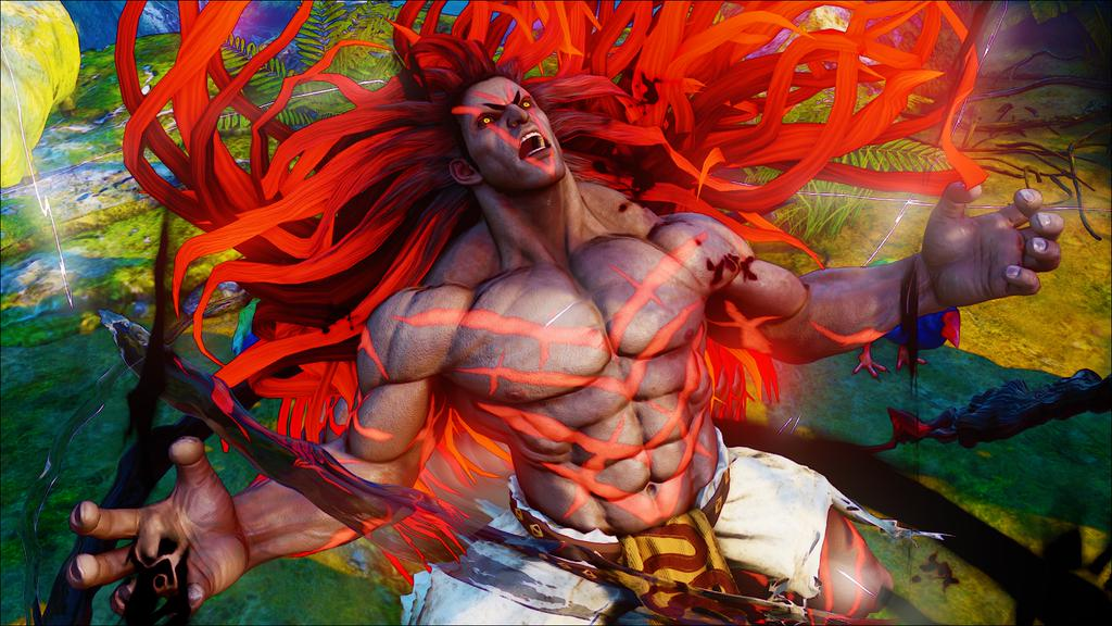 Street Fighter 5_Necalli