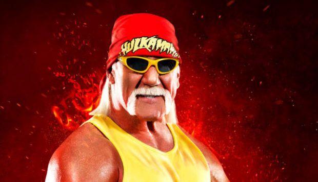 WWE 2K15 Hulk Hogan