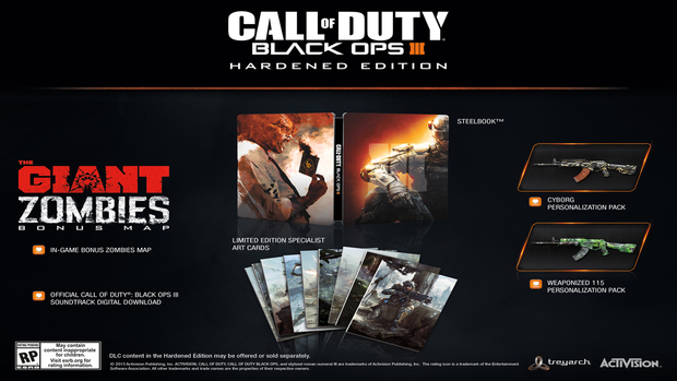 call of duty black ops 3 special edition