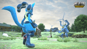 Pokken Tournament Review – Being The Best There Ever Was
