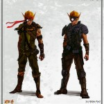 jak and daxter 4 concept art