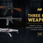 Call of Duty Advanced Warfare Receiving AK47, M16 and CEL-3 Cauterizer for Multiplayer