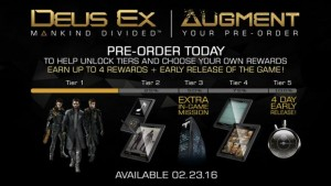 Deus Ex: Mankind Divided's Abusive Pre-Order Bonuses Are Just A Symptom of a Larger Problem