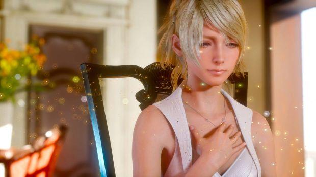 Final Fantasy 15_Luna