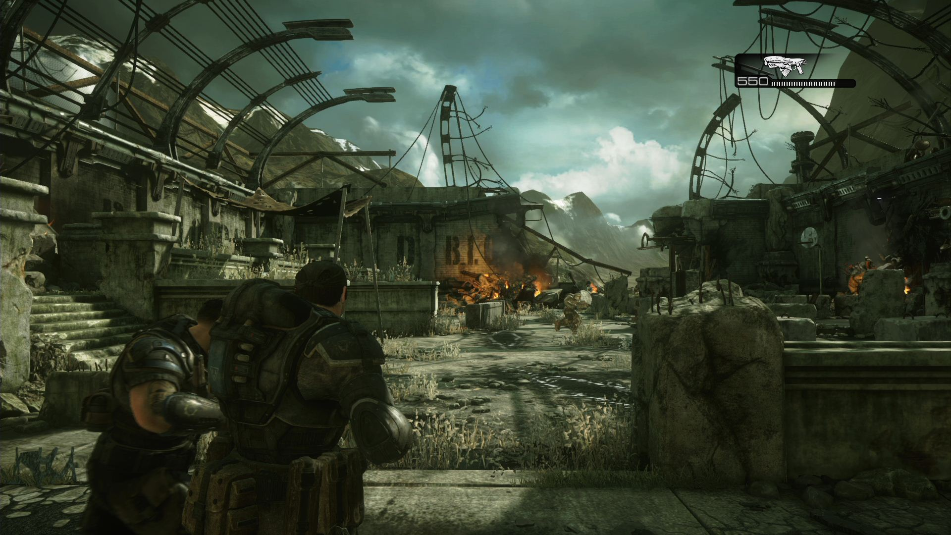 Gears of War Xbox One 14