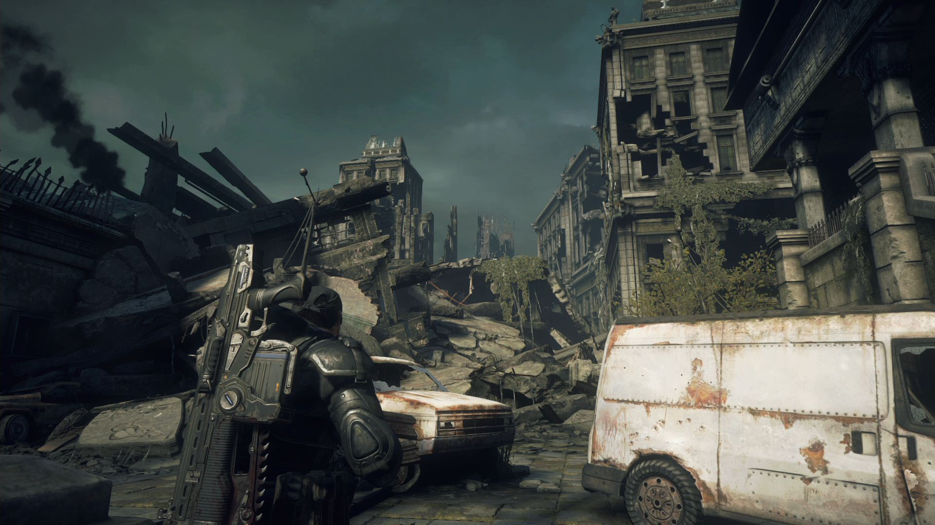 Gears of War Xbox One 20
