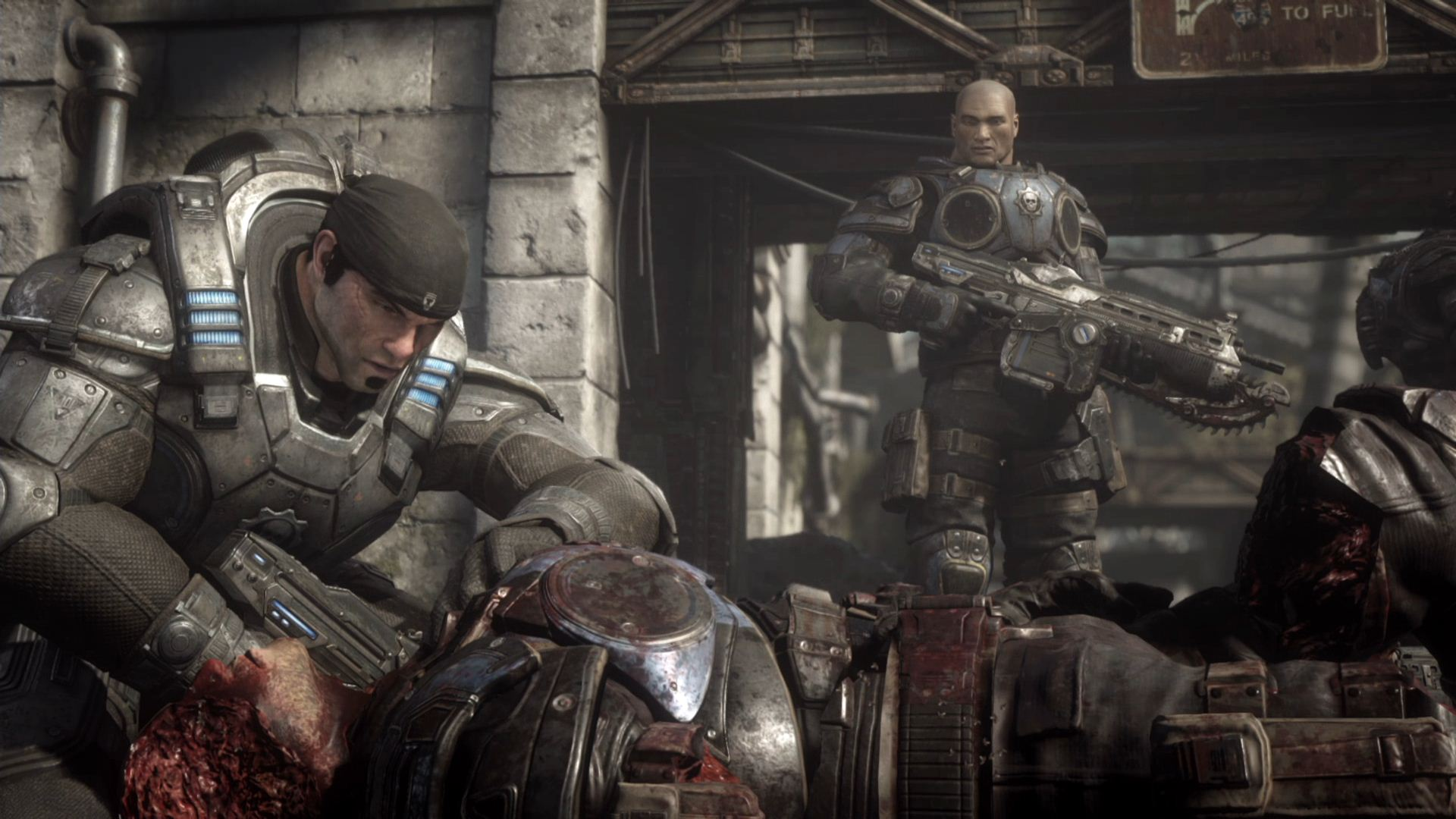 Gears of War Xbox One 21