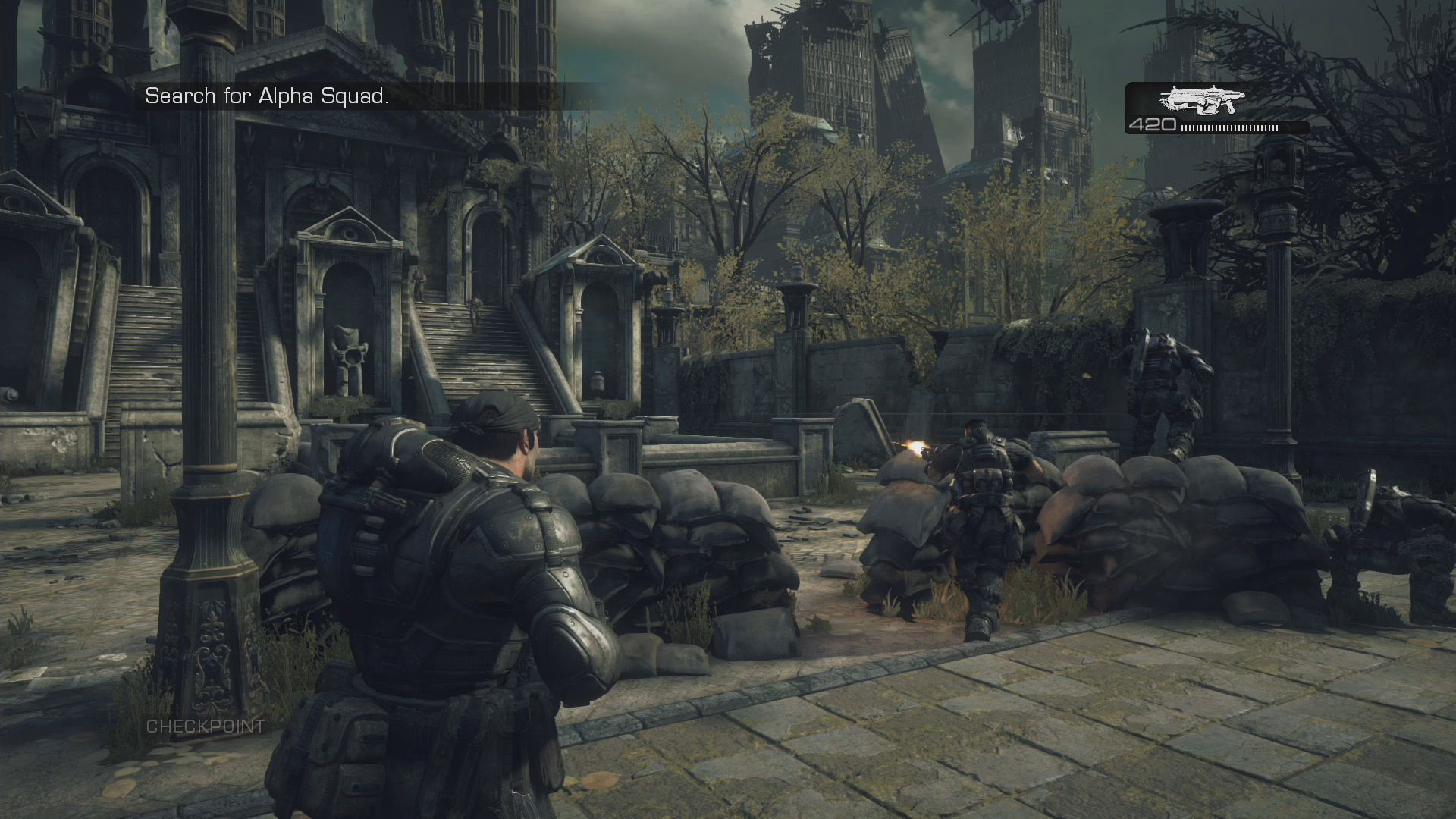 Gears of War Xbox One 9