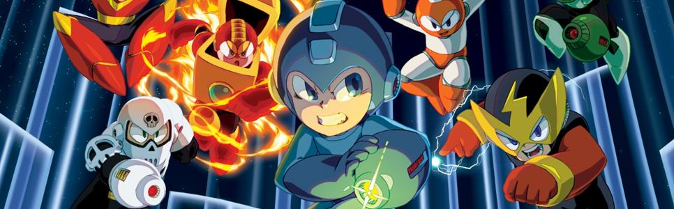 Mega Man Legacy Collection Review – A Step Below The Rest